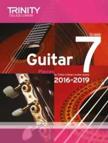 Guitar Exam Pieces Grade 7 2016-2019, Paperback Book
