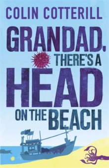Grandad, There's a Head on the Beach : A Jimm Juree Novel, Paperback