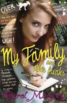 My Family and Other Freaks, Paperback Book