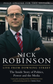 Live from Downing Street, Paperback