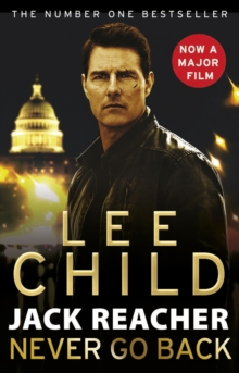 Jack Reacher: Never Go Back (Film Tie In), Paperback