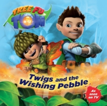 Tree Fu Tom: Twigs and the Wishing Pebble, Paperback