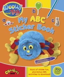 Woolly and Tig: My ABC Sticker Book, Paperback