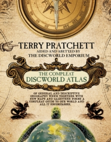 The Discworld Atlas, Hardback Book