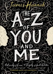The A to Z of You and Me, Hardback