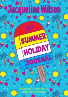 My Summer Holiday Journal, Hardback
