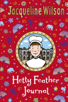 Hetty Feather Journal, Hardback