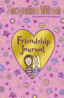 Jacqueline Wilson Friendship Journal, Hardback