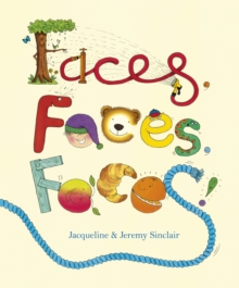 Faces, Faces, Faces, Hardback Book