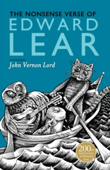 The Nonsense Verse of Edward Lear, Hardback