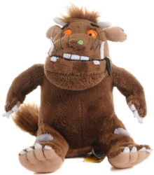 GRUFFALO SITTING 7  SOFT TOY,  Book
