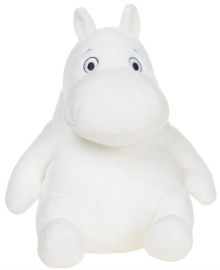 MOOMIN 13 INCH SOFT TOY,  Book