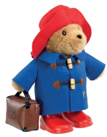 Paddington with Boots & Suitcase,