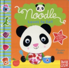 Noodle Loves to Eat, Board book Book