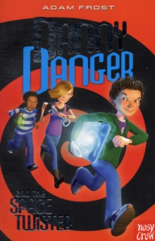 Danny Danger and the Space Twister, Paperback