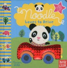 Noodle Loves to Drive, Board book