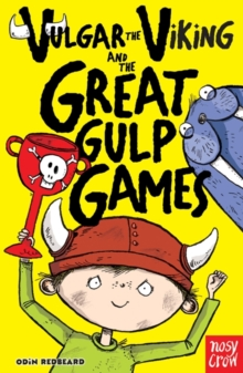 Vulgar the Viking and the Great Gulp Games, Paperback Book