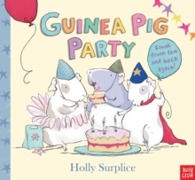 Guinea Pig Party, Hardback Book