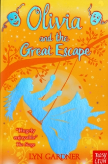 Olivia and the Great Escape, Paperback