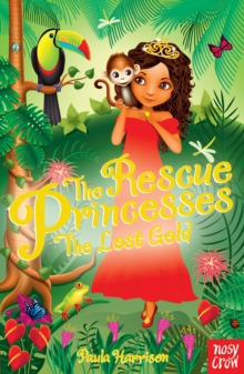 Rescue Princesses: The Lost Gold, Paperback