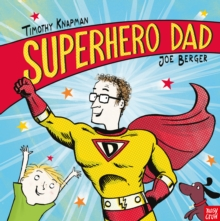 Superhero Dad, Paperback