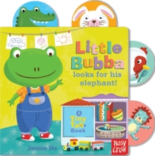 Little Bubba Looks for His Elephant, Board book Book