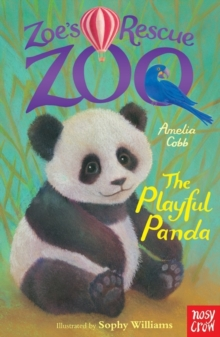 Zoe's Rescue Zoo: The Playful Panda, Paperback Book