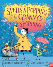 Spells-A-Popping Granny's Shopping, Paperback Book