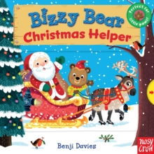 Bizzy Bear: Christmas Helper, Board book
