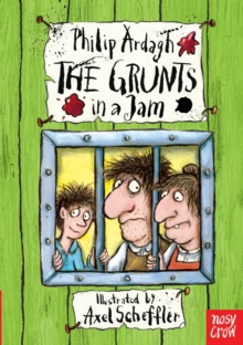 The Grunts in a Jam, Paperback