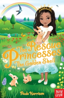 Rescue Princesses: The Golden Shell, Paperback