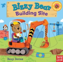 Bizzy Bear: Building Site, Board book