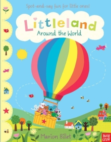 Littleland: Around the World, Paperback
