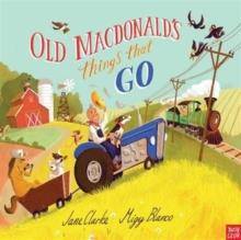 Old Macdonald's Things That Go, Hardback