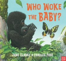 Who Woke the Baby, Paperback