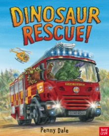 Dinosaur Rescue!, Board book