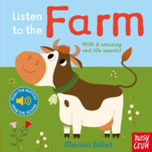 Listen to the Farm, Board book