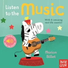 Listen to the Music, Board book Book
