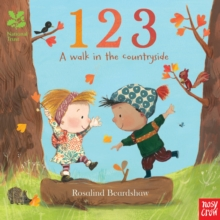 National Trust: 123, a Walk in the Countryside, Board book