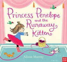 Princess Penelope and the Runaway Kitten, Board book