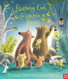 NOTHING CAN FRIGHTEN A BEAR, Paperback Book