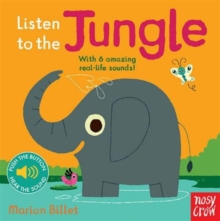 Listen to the Jungle, Board book