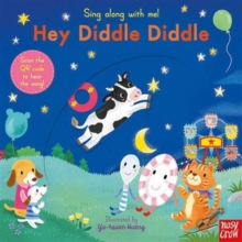 Sing Along with Me! Hey Diddle Diddle, Board book