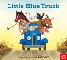 Little Blue Truck, Board book