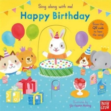 Sing Along with Me! Happy Birthday, Board book