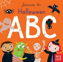 Halloween ABC, Board book