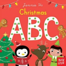 Christmas ABC, Board book