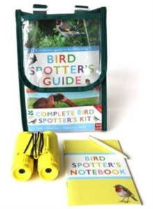 The National Trust: Complete Bird Spotter's Kit, Mixed media product
