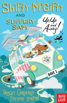 Shifty Mcgifty and Slippery Sam: Up, Up and Away!, Paperback Book