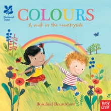 National Trust: Colours, A Walk in the Countryside, Board book Book